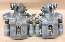PULL OFF REAR BRAKE CALIPER SET 141.40563/64 FITS HONDA/ACURA WARRANTY *NO CORE*