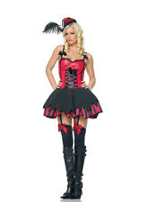 Leg Avenue Sexy Treasure Pirate Saloon Girl Womens Halloween Costumes Size XS
