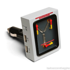 Back to the Future Flux Capacitor Car Charger - MINT/NEW