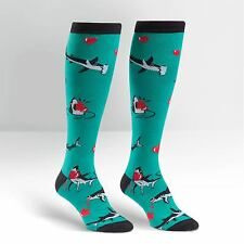 Sock It To Me Women's Knee High Socks - Love Bites