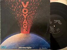 DISCO LP VOYAGE - ONE STEP HIGHER - ATLAS RECORDS 1982 - EX-/VG- ATL 8785