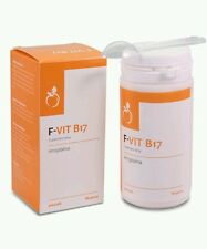 Vitamin B17 F-VIT 600mg / NATURAL Seed extract Powder/Amygdalin