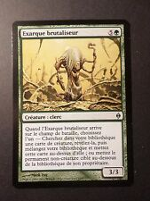 CARTE MAGIC, MAGIC CARDS, EXARQUE BRUTALISEUR, VF, TTB