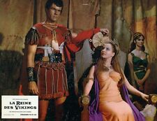 DON MURRAY  CARITA  THE VIKING QUEEN HAMMER 1967 VINTAGE LOBBY CARD #3