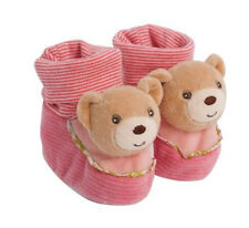 Kaloo - K962971 - Collection Bliss - P'tit chaussons hochet Ourson
