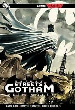 Batman: Streets of Gotham, Vol. 1: Hush Money (TP) Paul