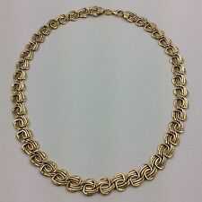 14K YELLOW GOLD NACKLACE 16""