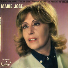 MARIE-JOSE SI UN JOUR FRENCH ORIG EP CARAVELLI