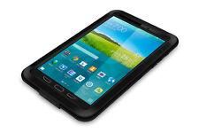Love Mei Metallgehäuse für Samsung Galaxy Tab 8.4 Wasserdicht Stabiles schwarz