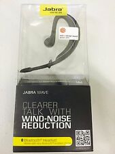 Jabra WAVE Black Ear-Hook Headsets