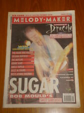 MELODY MAKER 1993 JAN 9 SUGAR ALICE IN CHAINS AUTEURS