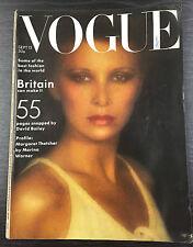 VOGUE Magazine September 15 1975