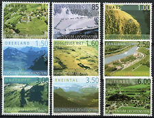 Liechtenstein 2004-6 SG#1329-40 Tourism MNH Set #D2076
