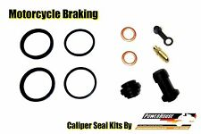 CR125 Honda CR 125 R 4 2004 04 Nissin front brake caliper seal repair kit