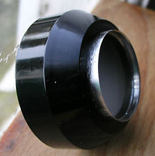 32mm push fit slip on  BDB  lens hood  nettar