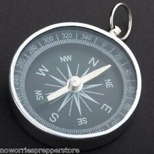 Compass - New Great Working Reliable Cheap Navigation Hiking Pocket Bug Out Bag