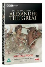 IN THE FOOTSTEPS OF ALEXANDER THE GREAT - DVD - REGION 2 UK