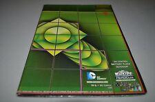 DC Heroclix War of Light OA Central Battery Plaza & Ranx Maps