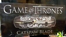 VALYRIAN STEEL Game Of Thrones cat's paw  Replica SEALED NEW
