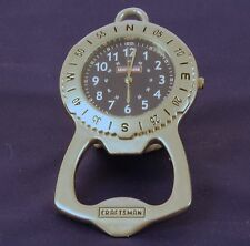 Craftsman Bottle  Opener Pocket Watch Special Limited Edition Rare Collectible
