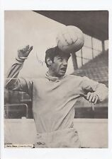 GERRY BAKER COVENTRY CITY 1967-1970 RARE ORIGINAL HAND SIGNED PICTURE CUTTING