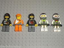 Lot  personnage LEGO minifig / Set  8864 Desert of Destruction