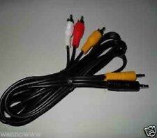 Coby TF-DVD7379 3.5mm AV Cable for Portable DVD To TV