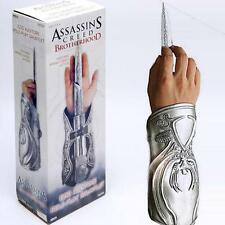 ASSASSIN'S CREED BROTHERHOOD - HOJA OCULTA/ HIDDEN BLADE EZIO AUDITORE 1:1