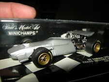 1:43 Minichamps De Tomaso Ford Factory Roll Out Nr. 400700099 OVP