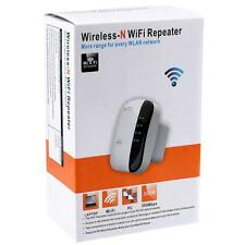 300Mbps WIRELESS N SIGNAL BOOSTER WIFI REPEATER RANGE EXTENDER 802.11 ROUTER