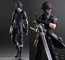 New Final Fantasy XV Play Arts Kai Noctis Lucis Statue Pvc Action Figure CN Toys