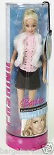 2006 FASHION FEVER BARBIE BLONDE FASHIONS DESIGNED BY HILLARY DUFF NRFB