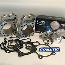 90mm 90 mil 840cc 840 Big Bore Kit Kawasaki Brute Force Teryx KVF750 CP Pistons
