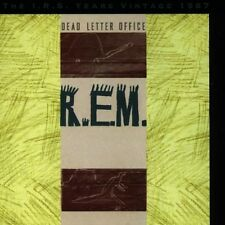 R.E.M. - Dead Letter Office / Chronic Town [New CD] Bonus Tracks