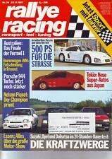 rallye racing 24/87 Porsche 944 Turbo S/935 Daytona dp Motorsport/405 Mi 16/1987