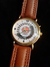 TOY TRAIN WRISTWATCH 'Lionel Collectible Train Watch' on back, 'Lionel' on face