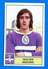 FOOTBALL 1972-73 BELGIO -Panini Figurina-Sticker n. 48 - MEEUWS -BEERSCHOT-Rec