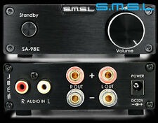 SMSL SA-98E TDA7498E Big Power HIFI Digital Amplifier+36V5.7A Power Supply B