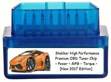 Stage 5 High Power Performance OBD Tuner Chip Module [+80 HP / +6 MPG] - Mazda