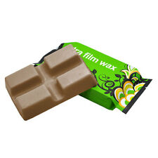 Extra Bar of Depilatory Wax CHOCOLATE Scented Salon Waxing Hot Melting Heater