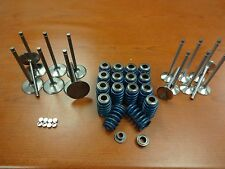 NEW Factory Chevy LS9 Titanium Intake & Stainless Exh Valves, Springs Engine Set