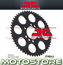 +2 53T JT REAR SPROCKET FITS YAMAHA DT80 LC2 GERMANY 1985-1994