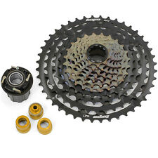 Hope Cassette 11 Speed 10-44T w/ Pro 2 Evo Freehub Body Conversion Kits - New