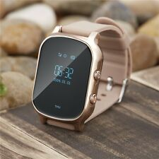 Smart Watch Personal GPS Tracker For Kids Child Mini GPS LBS Locating SOS Button