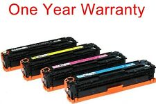 4pk black&color ink toner cartridge for HP pro CP1025nw laserjet printer CE914A