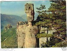 48 - cpsm - Gorges de la Jonte - Rocher de Capluc & le Vase de Sèvres (H6623)