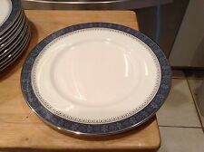"Royal Doulton Sherbrooke H5009 10 5/8"" Dinner Plate in Excellent Condition"