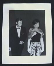 JOHN F. KENNEDY & JACQUELINE PHOTO  from The Evelyn Lincoln Estate