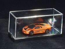 HOT WHEELS 1/64 SCALE ACRYLIC DISPLAY CASE, DIECAST MATCHBOX, DISNEY CARS