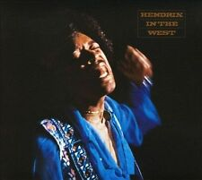 Hendrix in the West [Digipak] by Jimi Hendrix (CD, Sep-2011, Experience Hendrix)